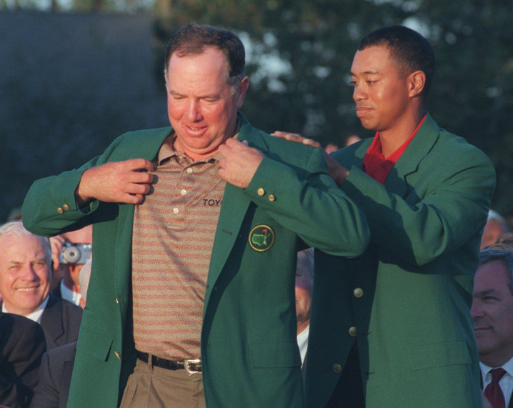 1998: Mark O'Meara wins first Masters title
