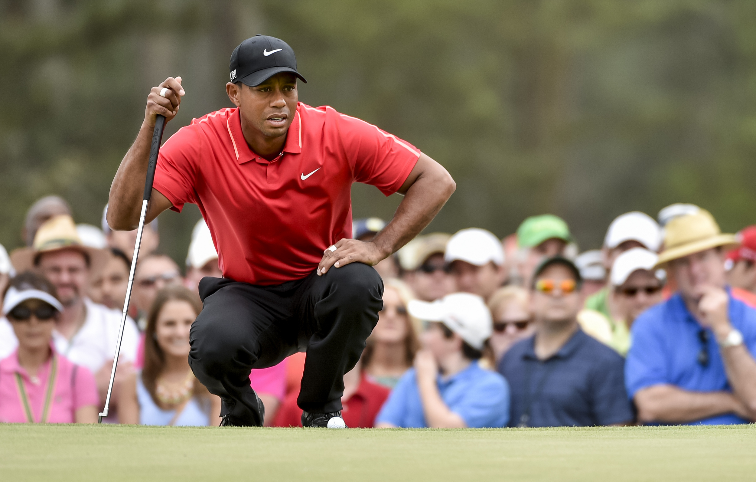 At long last, Tiger Woods eagerly returns to Masters