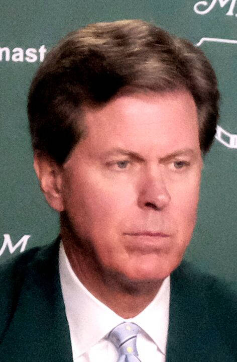 Ridley begins chairmanship of Augusta National, Masters