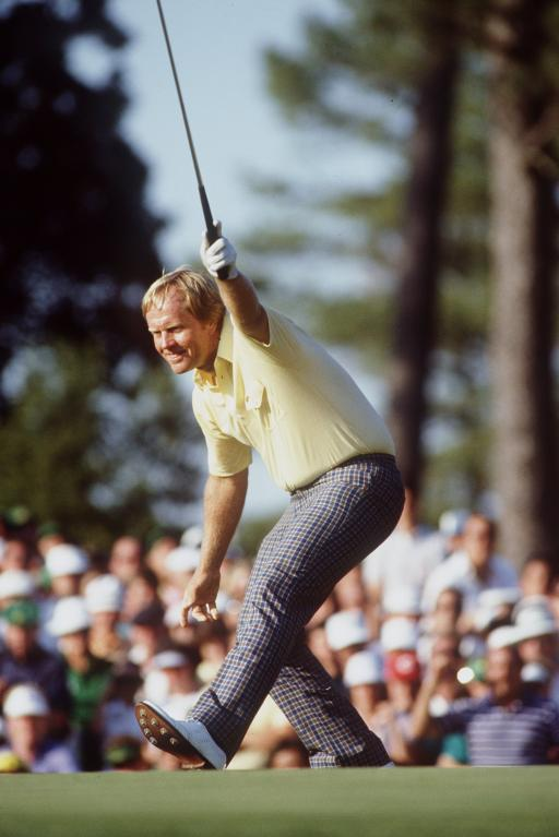 Nicklaus' '86 charge unmatched