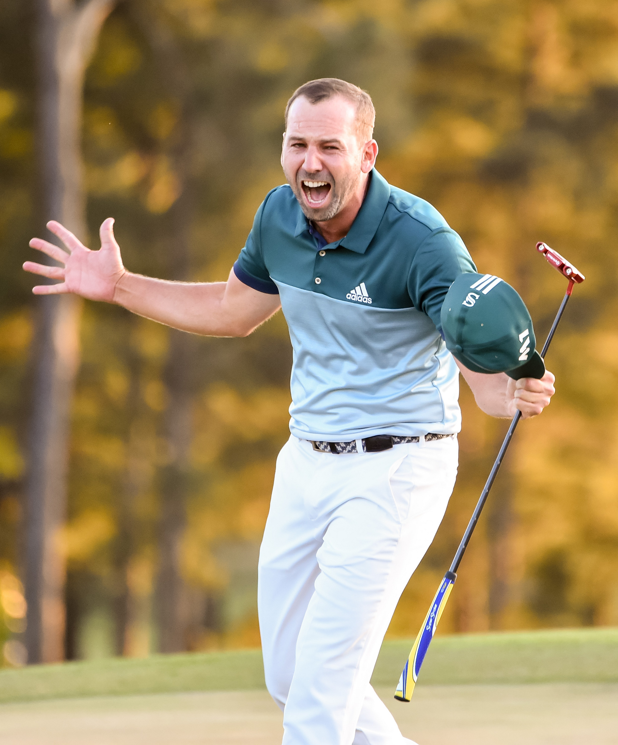 Sergio Garcia finally mastered his love/hate relationship with Augusta