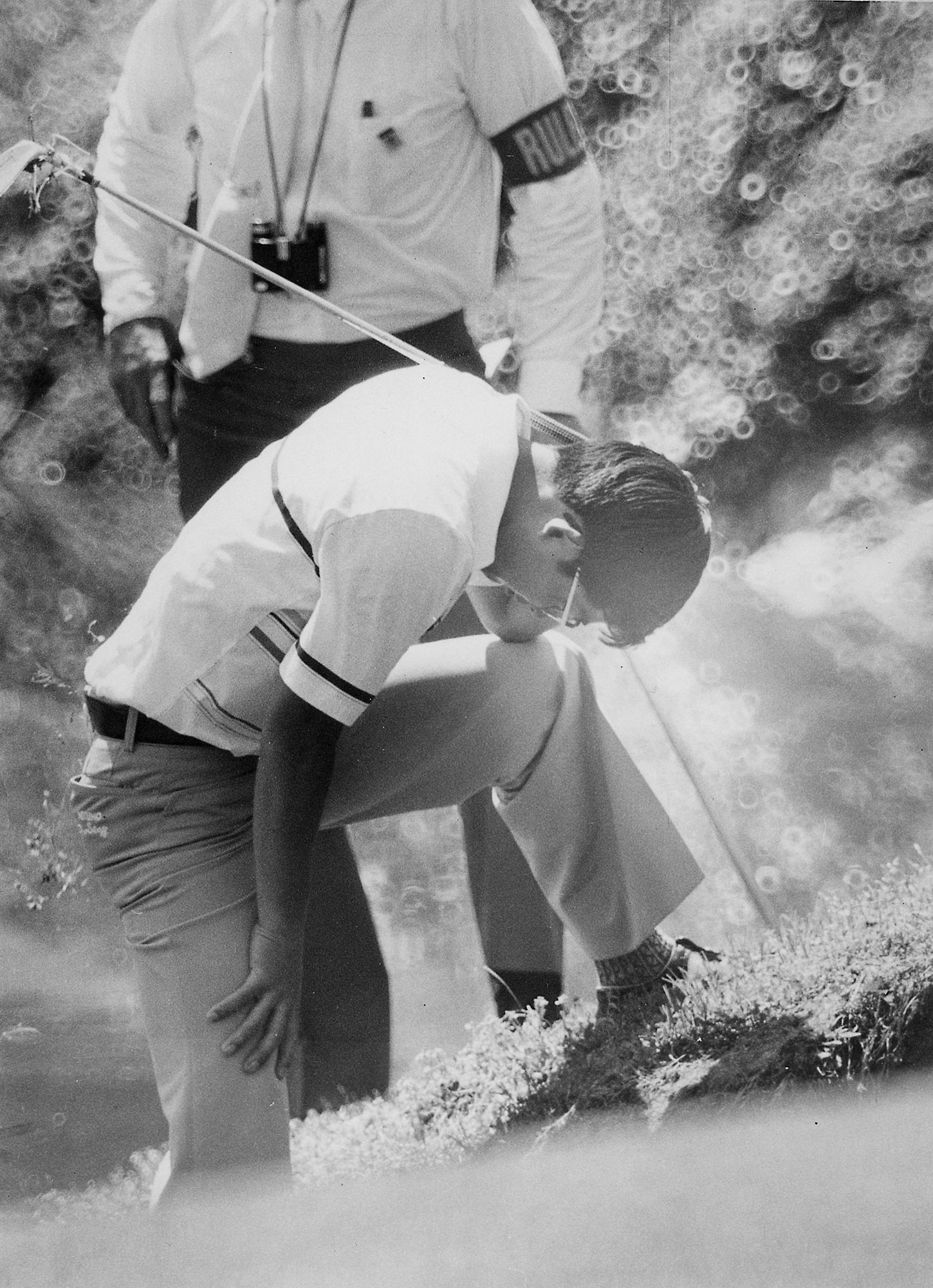 Threat of ruined round looms inside Amen Corner at the Masters