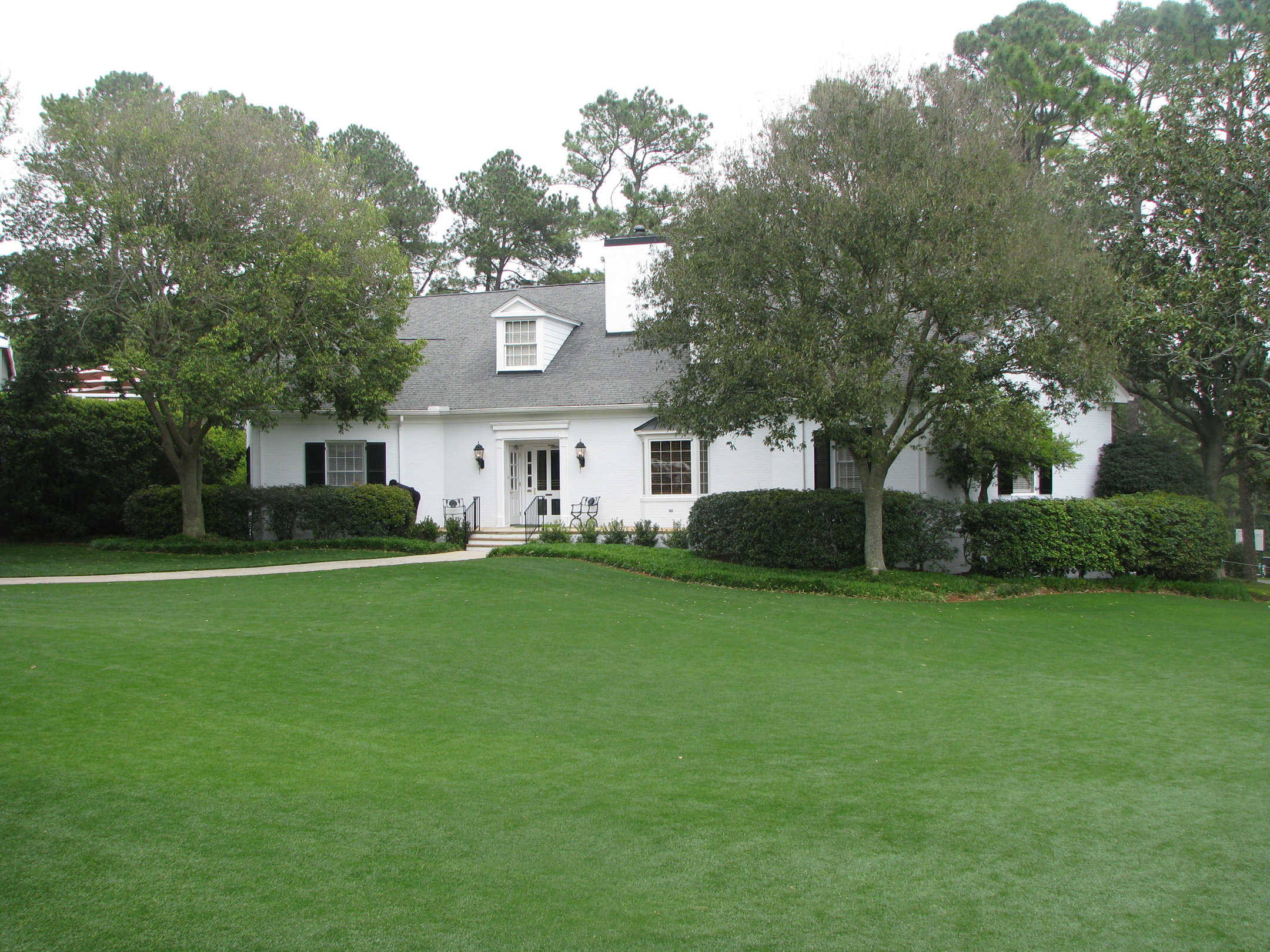 Butler Cabin is the place to be Sunday at the Masters