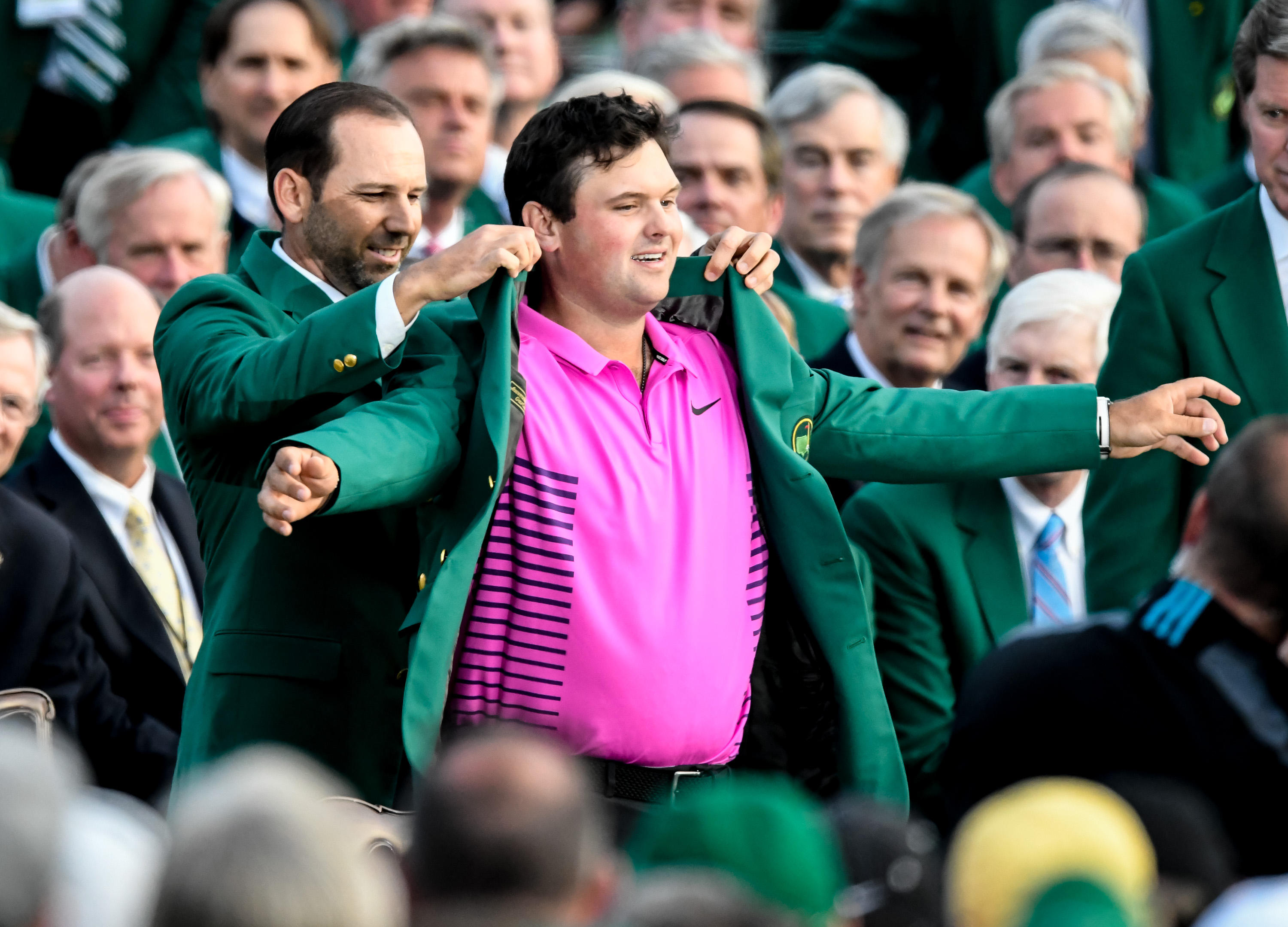 Patrick Reed wins the 2018 Masters Tournament