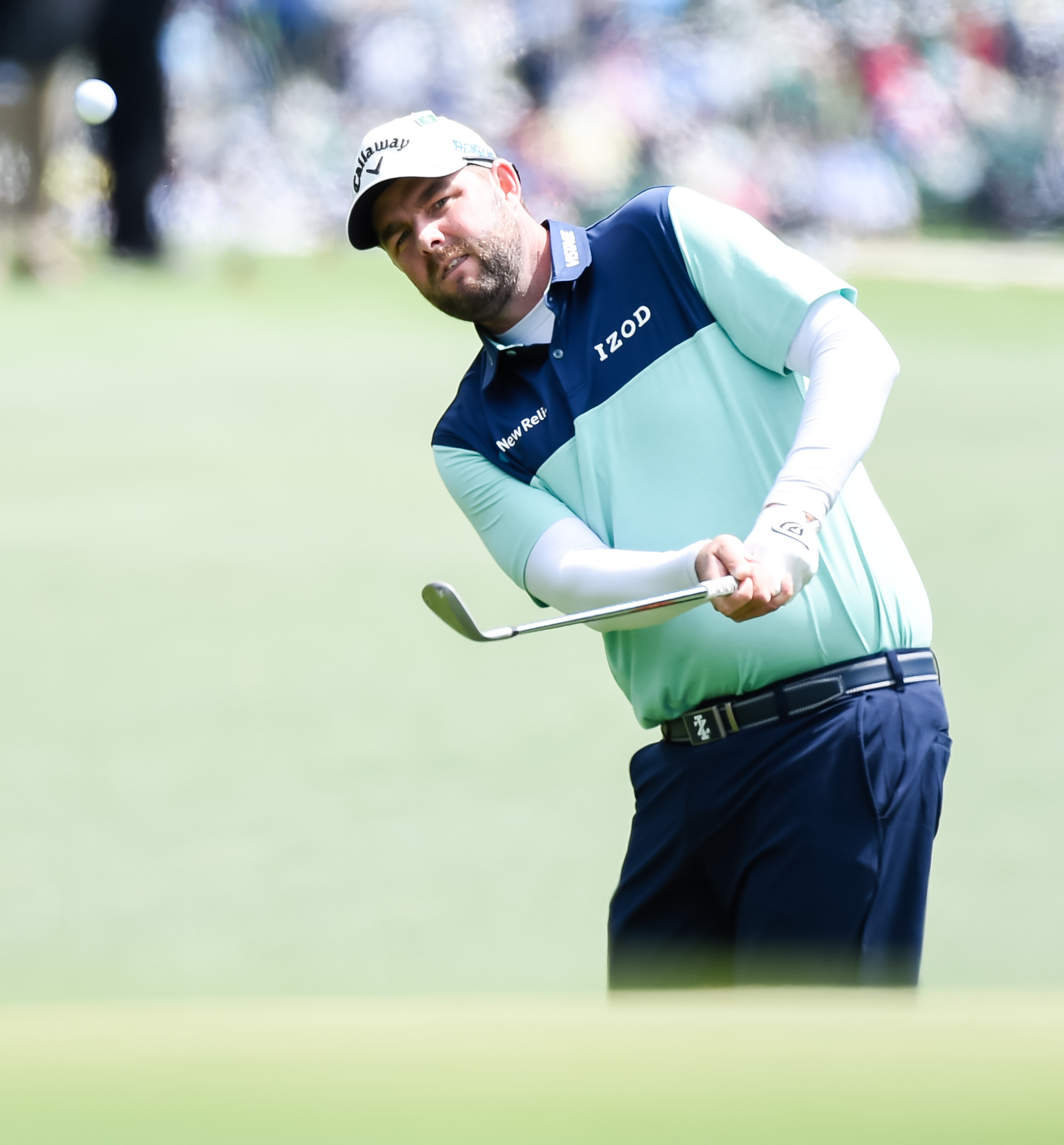 Notebook: Jeff Knox impresses again in Masters marker role