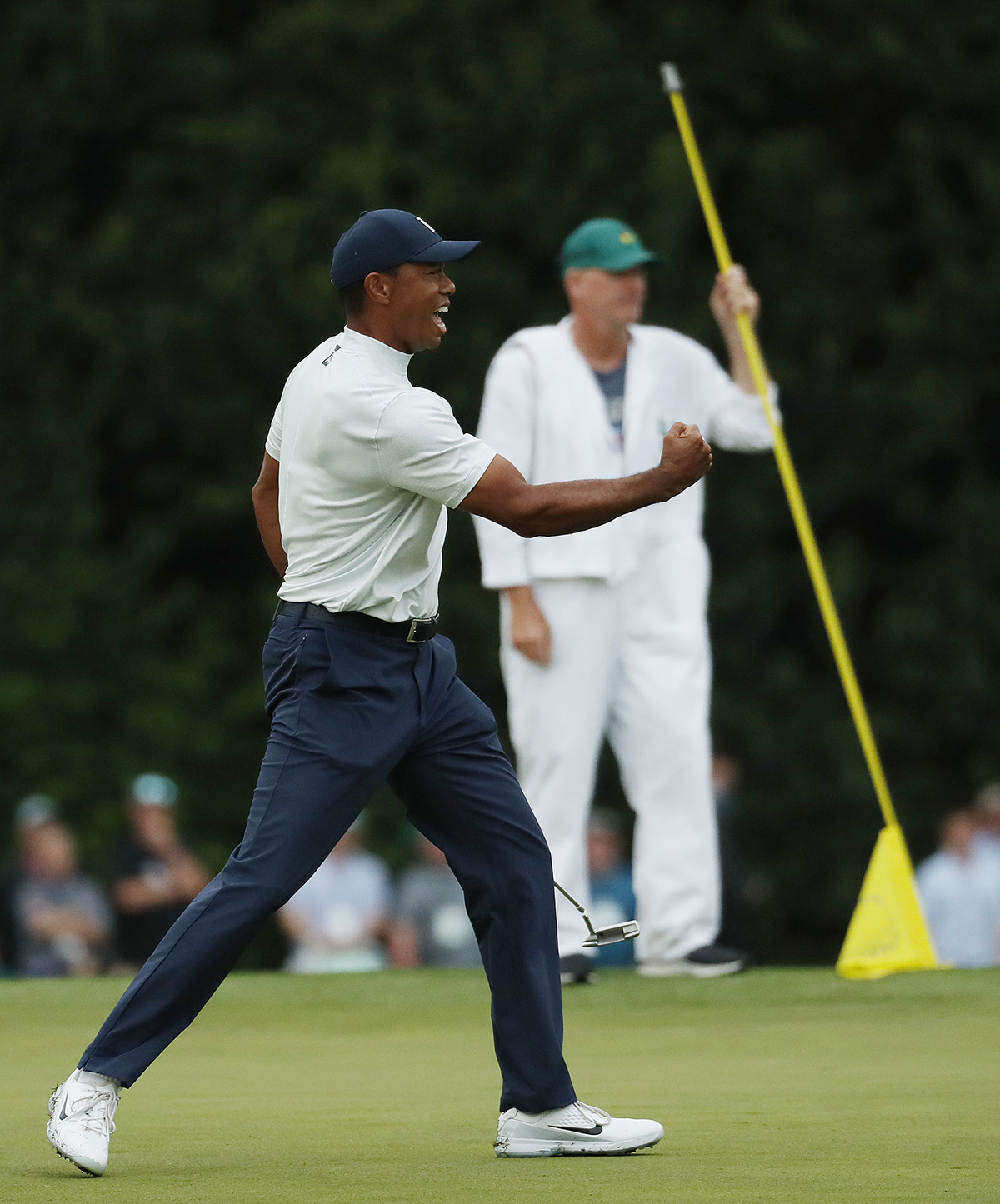 Masters Leaderboard Is Slammed Through Two Rounds 2021 Masters