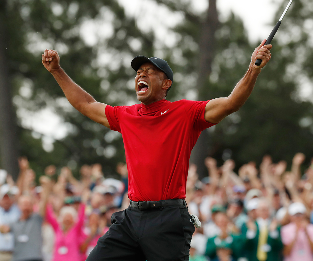 Tiger Woods Wins 2019 Masters Tournament 2021 Masters