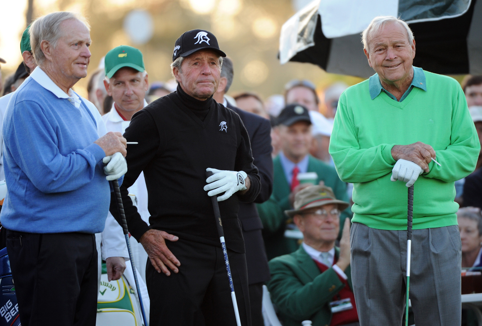 Masters Traditions: Honorary Starters