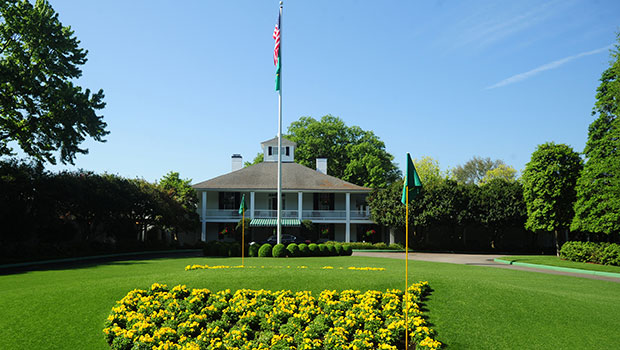 Golf's most famous clubhouse