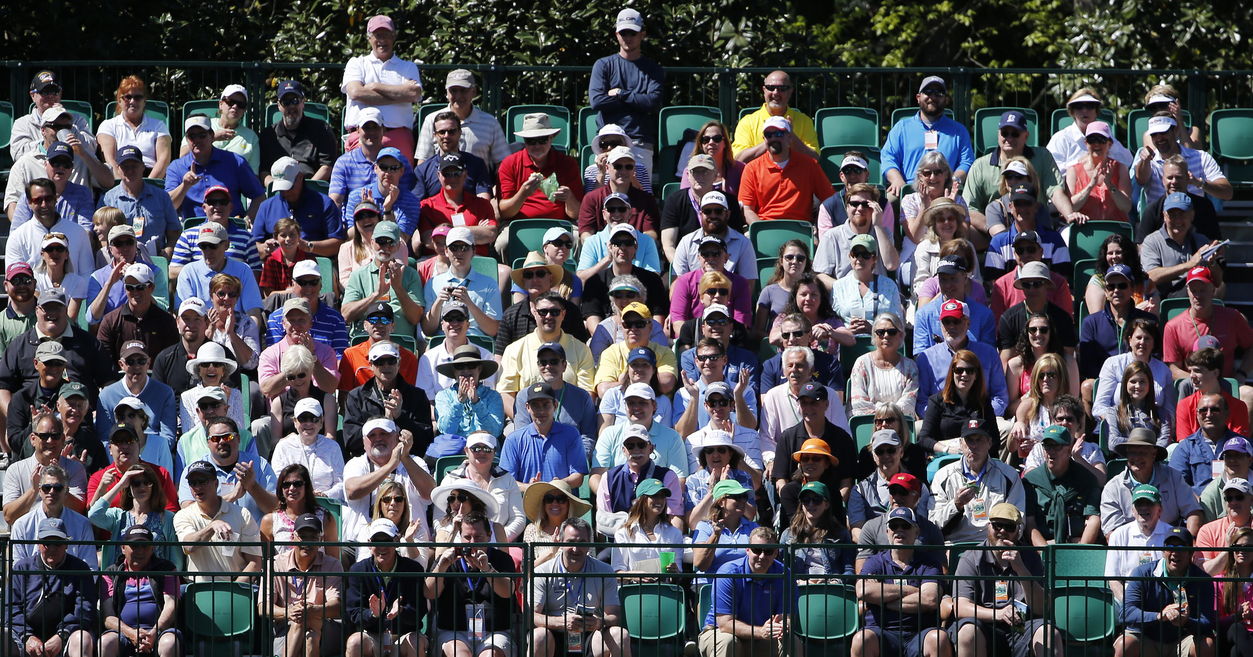Golf numbers show game on rise