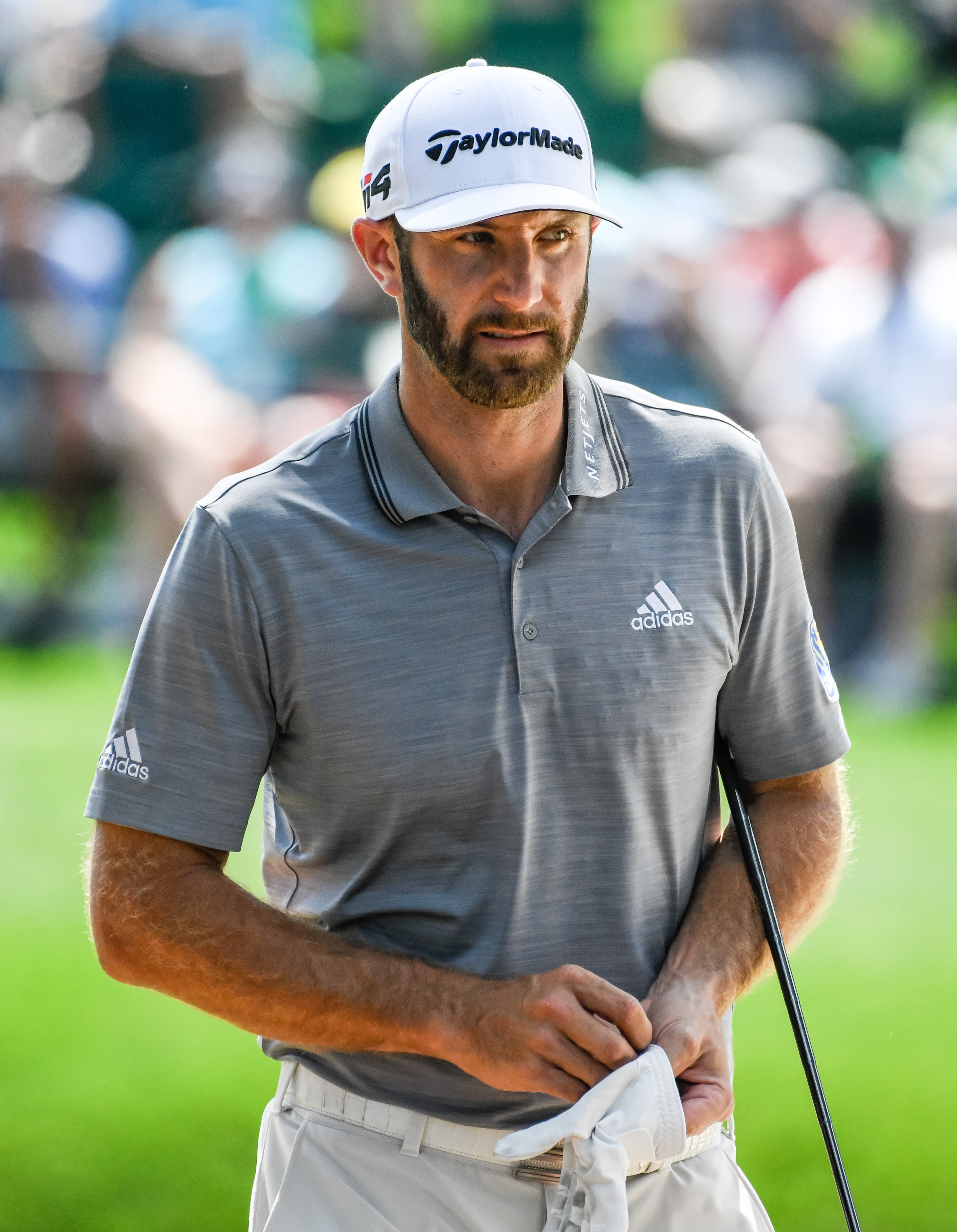 Dustin Johnson ready to make up for lost time