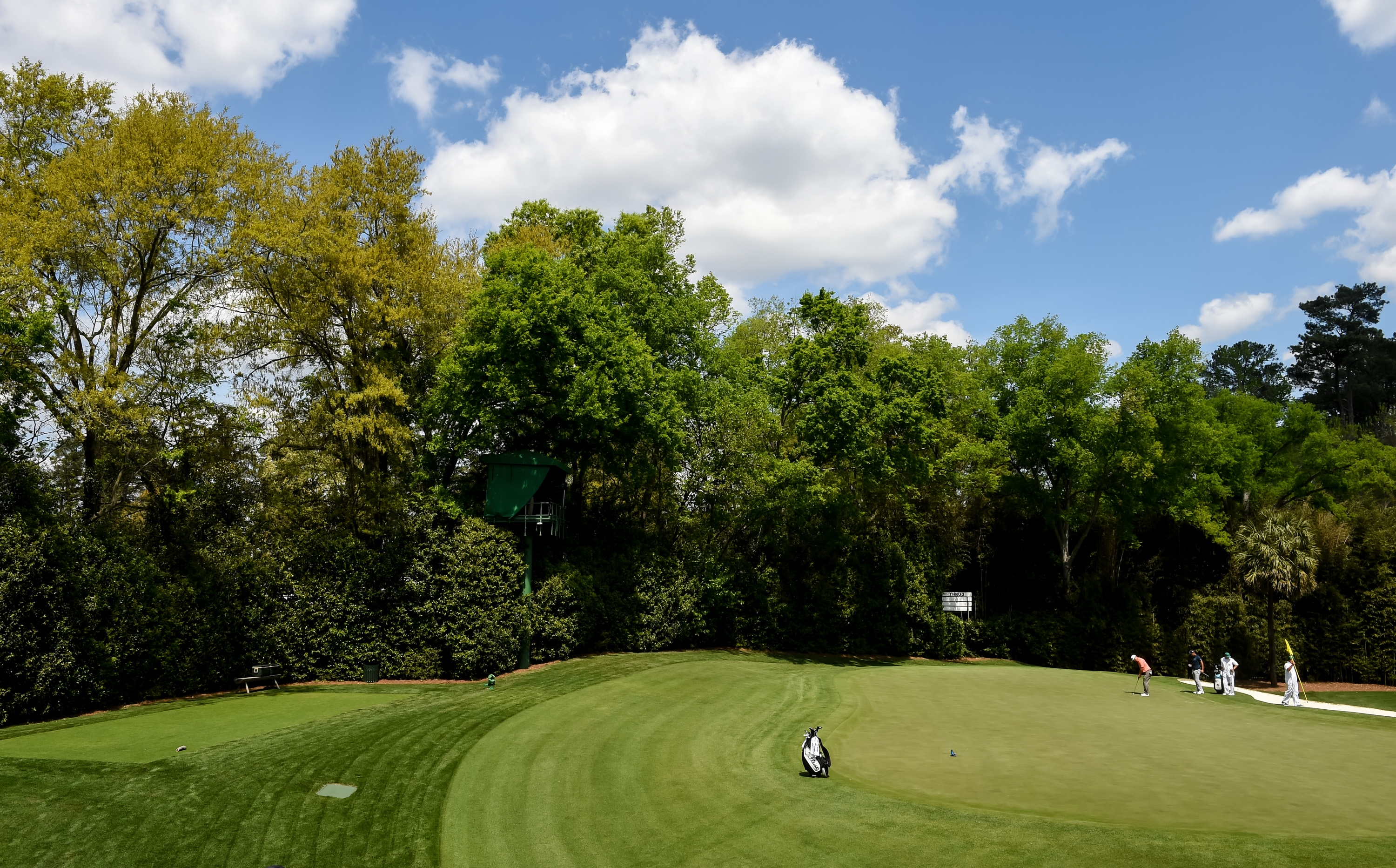 Changes could make fifth hole at the Masters more challenging