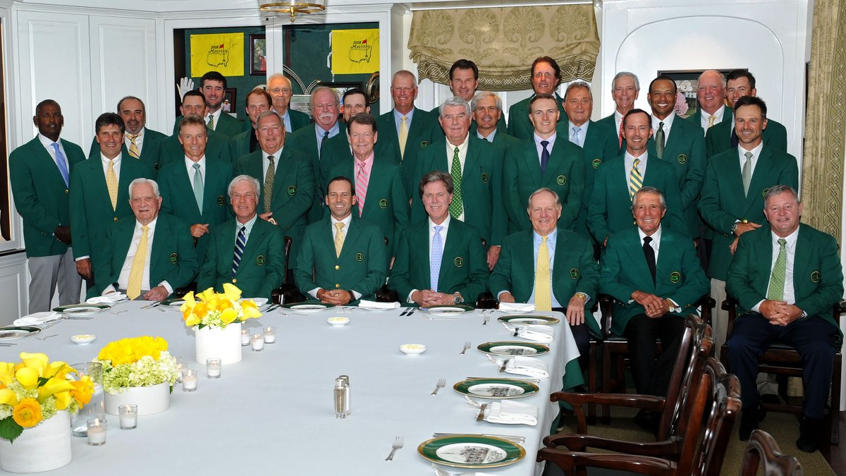 Masters Champions Dinner a night Sergio Garcia will 'never forget' | 2021  Masters