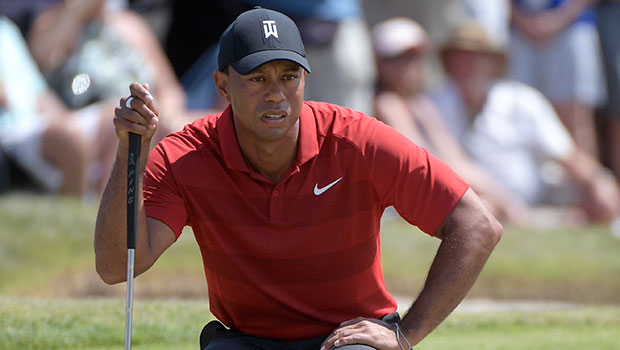 Young pros welcome Tiger Woods' return