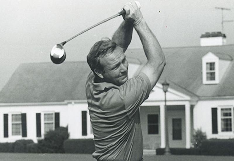 Palmer, Augusta forever intertwined