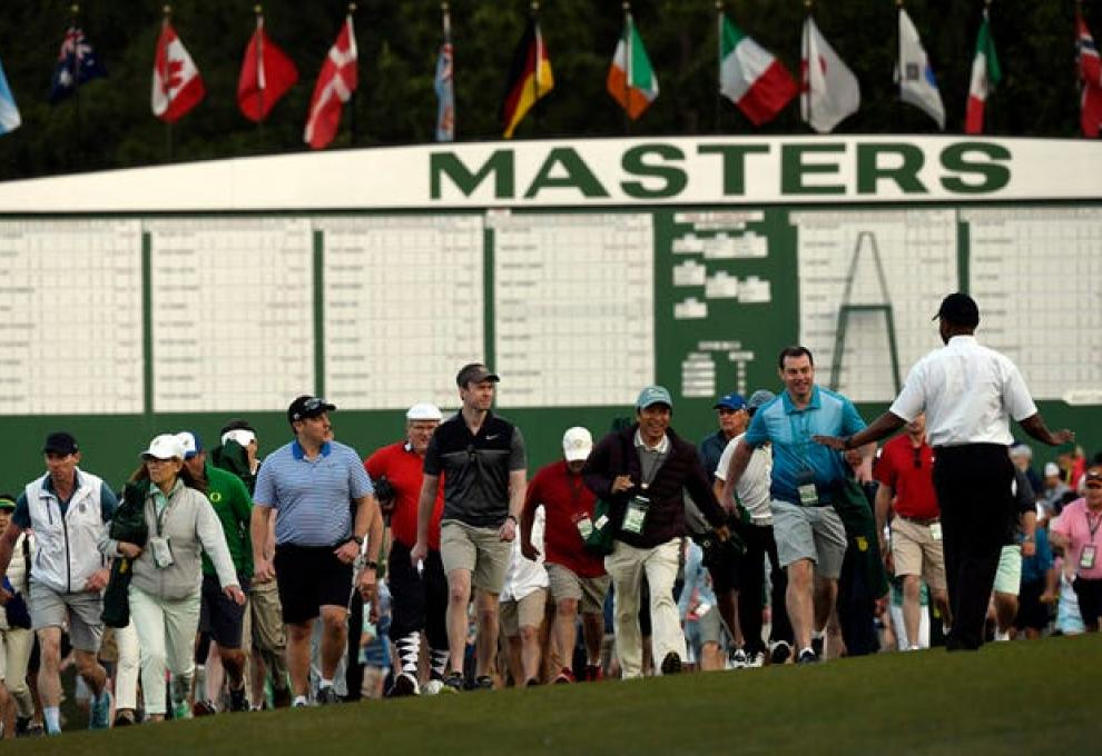 2021 Masters Tv Schedule Here S How To Watch
